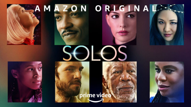 Solos Review 2021- an Amazon Prime Sci-fi Anthology