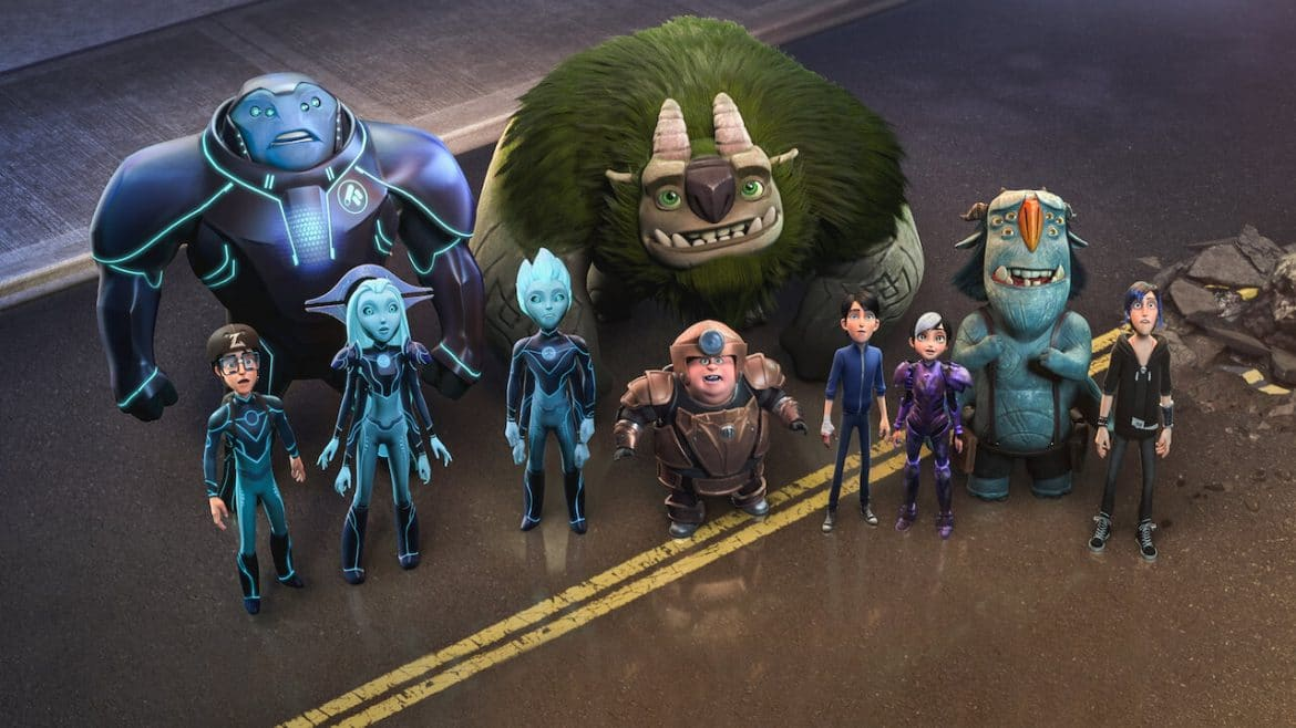 Trollhunters – Rise of the Titans: Innocent animation at its best!