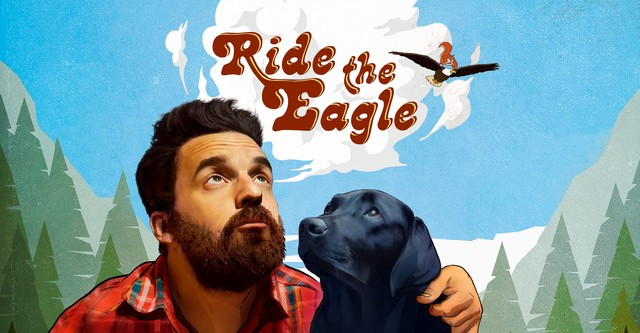 Watch the Special Bonding Between Mother & Son: Ride the Eagle
