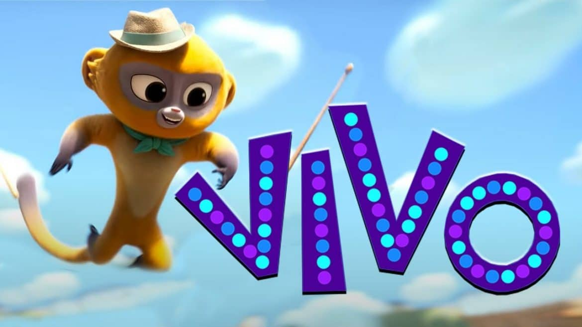 Best Anime Movie that You Can Watch: Vivo!