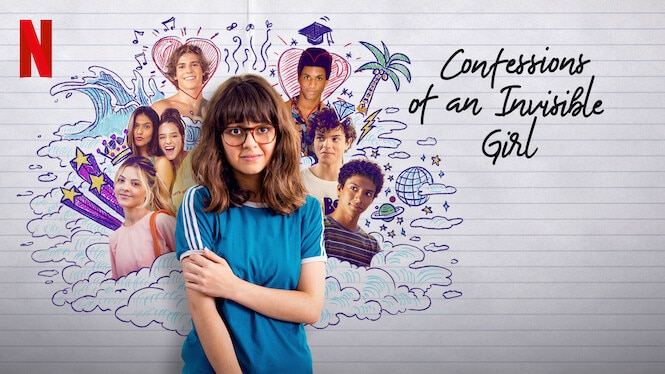 Confessions of an Invisible Girl 2021 – A Beautiful Teenage Story about a Girl with Social Failure