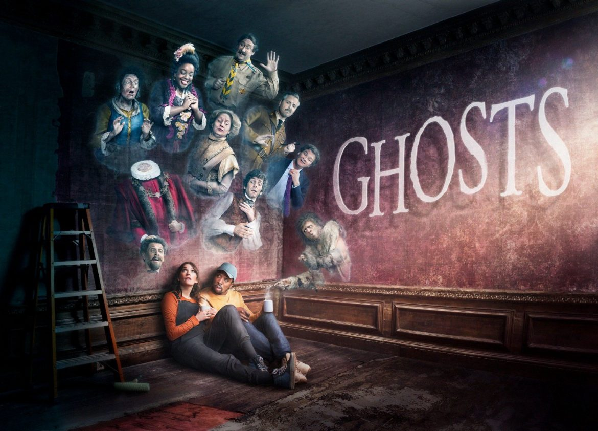 Ghosts 2021  Tv Series- CBS Sitcom 'Ghosts' Takes Its Time Finding Own Charming Voice Outside British Original